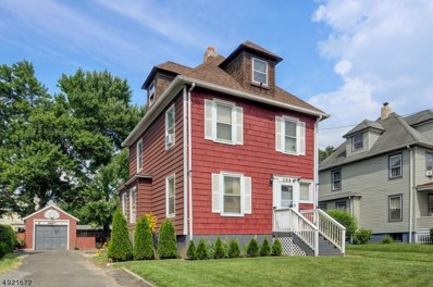 288 Watchung Ave, North Plainfield Boro, NJ 07060 - MLS#: 3579213
