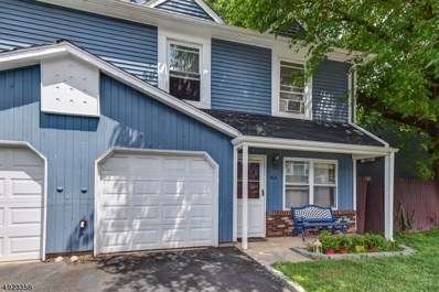 422 E Front St UNIT E, Plainfield City, NJ 07060 - MLS#: 3580782