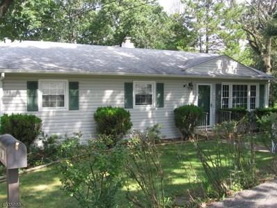 103 Brooklyn Mountain Rd, Hopatcong Boro, NJ 07843 - MLS#: 3592447