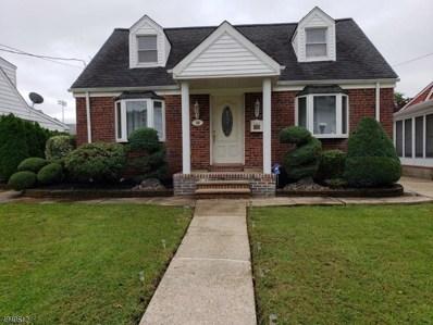 89 Hermann Avenue, Carteret Boro, NJ 07008 - MLS#: 3596587