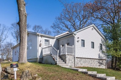 761 Brooklyn Mountain Rd, Hopatcong Boro, NJ 07843 - MLS#: 3600976
