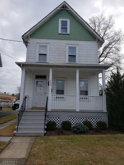 539 W 6TH St, Plainfield City, NJ 07060 - MLS#: 3610158