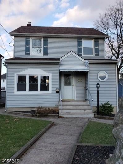 349 Roosevelt Ave, Hasbrouck Heights Boro, NJ 07604 - MLS#: 3610730