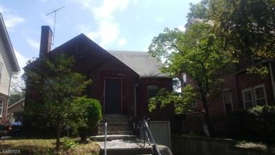 80 Hillcrest Ter, East Orange City, NJ 07018 - MLS#: 3625366