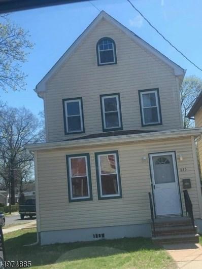 645 Essex St, Plainfield City, NJ 07060 - MLS#: 3626990