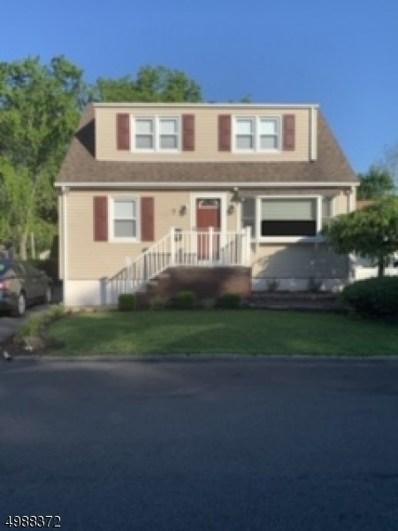 7 Randolph Pl, Little Falls Twp., NJ 07424 - MLS#: 3638887