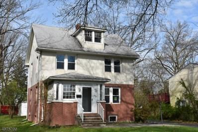274 Arnold Ave, North Plainfield Boro, NJ 07063 - MLS#: 3639913