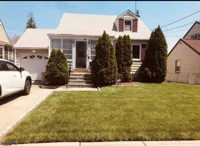 2191 Tyler St, Union Twp., NJ 07083 - MLS#: 3640378