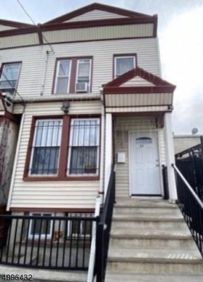 33 Emmet St, Newark City, NJ 07114 - MLS#: 3646029