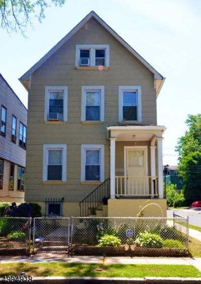 17 McKay Ave, East Orange City, NJ 07018 - MLS#: 3649466