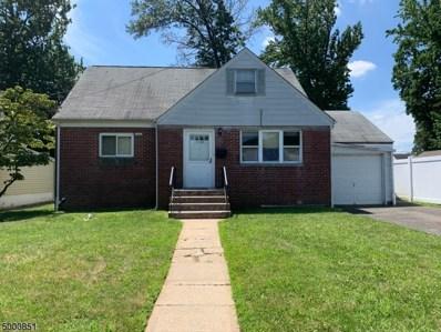 1126 Edgewood Rd, Elizabeth City, NJ 07208 - MLS#: 3653751