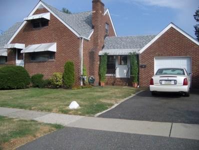 31 W Munsell Ave, Linden City, NJ 07036 - MLS#: 3654332