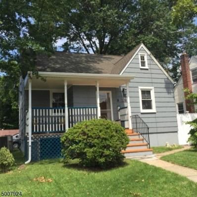 529 E Elm St, Linden City, NJ 07036 - MLS#: 3656379
