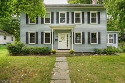 502 Mansfield St, Belvidere Twp., NJ 07823 - MLS#: 3659330