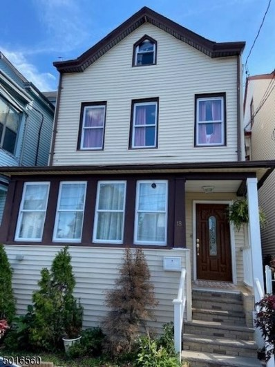 18 Park St, Paterson City, NJ 07503 - MLS#: 3666695