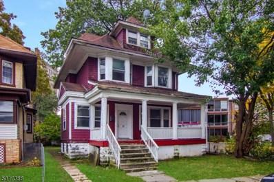 38 Morton Pl, East Orange City, NJ 07017 - #: 3666862