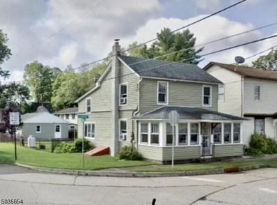 7 Green St, Knowlton Twp., NJ 07832 - MLS#: 3683693