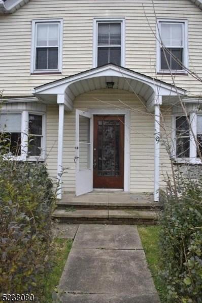 9 Columbia St, Knowlton Twp., NJ 07832 - MLS#: 3684877