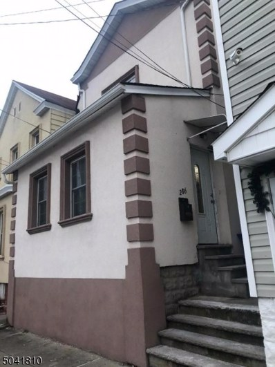 286 Atlantic St, Paterson City, NJ 07503 - MLS#: 3686828