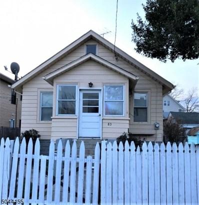 83 Wilson St, North Brunswick Twp., NJ 08902 - MLS#: 3688852