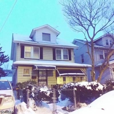 27 Martin Pl, Irvington Twp., NJ 07111 - MLS#: 3692407