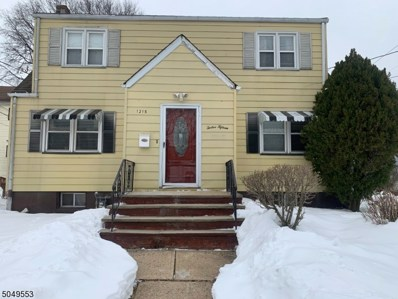 1215 Lincoln St, Linden City, NJ 07036 - MLS#: 3693251