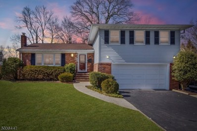 253 Woodbine Cir, New Providence Boro, NJ 07974 - #: 3696292