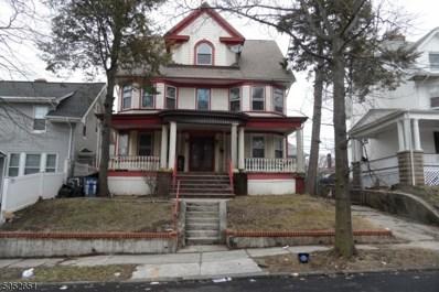 57 Shephard Ave, Newark City, NJ 07112 - MLS#: 3698219