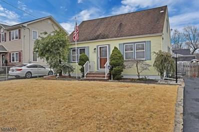 540 Edgeworth St, Middlesex Boro, NJ 08846 - MLS#: 3699136