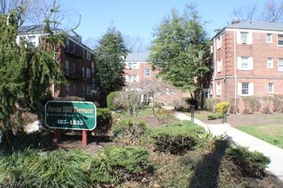88 Forest Hill Pkwy UNIT 2H, Newark City, NJ 07104 - MLS#: 3702971