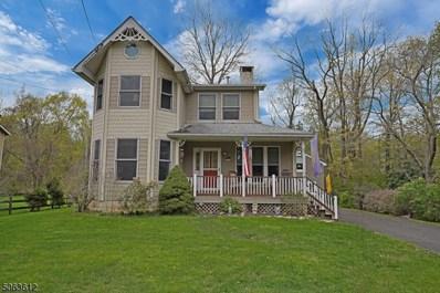 4 Brook Street, Peapack Gladstone Boro, NJ 07977 - #: 3705399