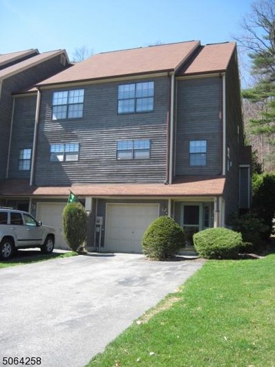 52 H Beacon Hill Rd UNIT H, West Milford Twp., NJ 07480 - #: 3706911