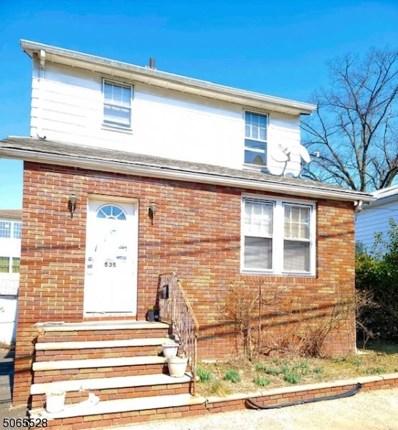 535 Harvard Ave, Hillside Twp., NJ 07205 - MLS#: 3706965
