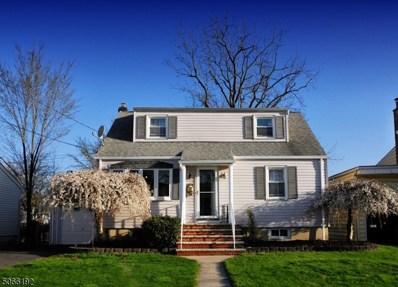 348 3RD Ave, Garwood Boro, NJ 07027 - MLS#: 3708603