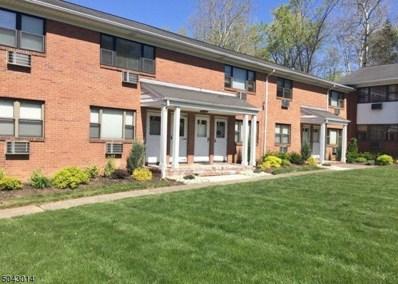 15 Colonial Dr UNIT F, Little Falls Twp., NJ 07424 - MLS#: 3708605