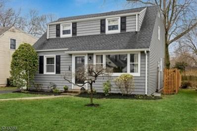 332 Evergreen Blvd, Scotch Plains Twp., NJ 07076 - MLS#: 3708827