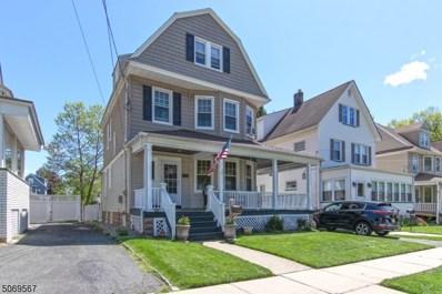 417 Berkeley Ave, Bloomfield Twp., NJ 07003 - MLS#: 3710586