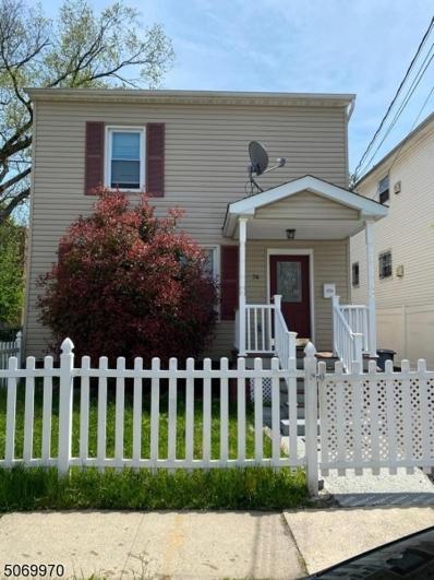 74 Lincoln Pl, Irvington Twp., NJ 07111 - MLS#: 3710880