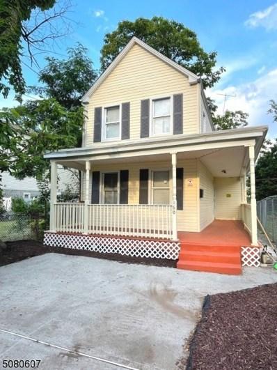 160 Fairmount Ave, Newark City, NJ 07103 - MLS#: 3720310