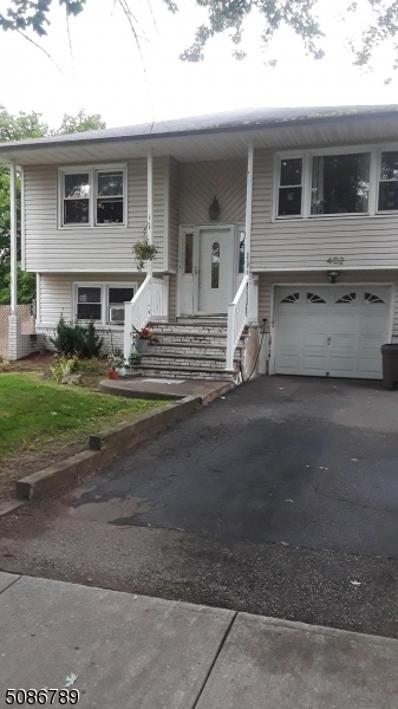 402 Washington Ave, Clifton City, NJ 07011 - MLS#: 3726330