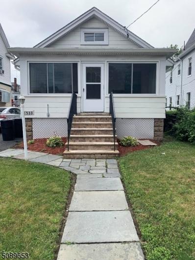 533 Valley Rd, West Orange Twp., NJ 07052 - MLS#: 3728525