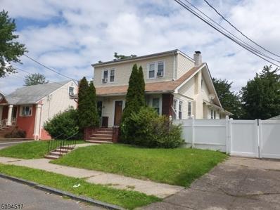 92 Burlington Ave, Paterson City, NJ 07502 - MLS#: 3732909