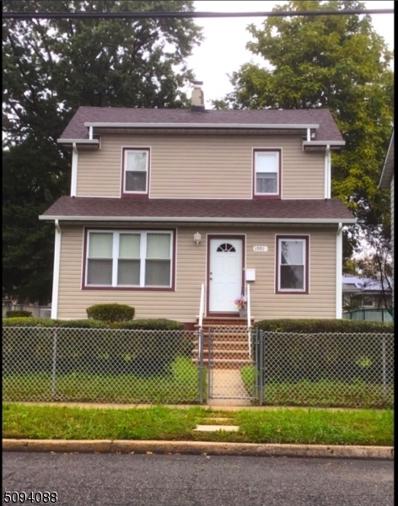 1001 Warren Street, Roselle Boro, NJ 07203 - MLS#: 3732994