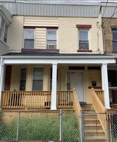 91 11TH Ave, Newark City, NJ 07107 - MLS#: 3734765