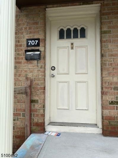 707 Sharon Ct, Woodbridge Twp., NJ 07095 - MLS#: 3738090