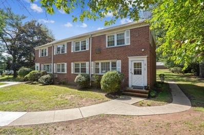 445 Morris Ave UNIT D, Springfield Twp., NJ 07081 - MLS#: 3739521