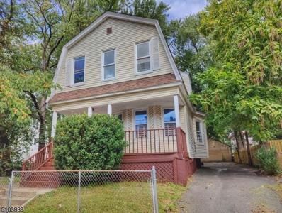 31 Voorhees St, Newark City, NJ 07108 - MLS#: 3741236