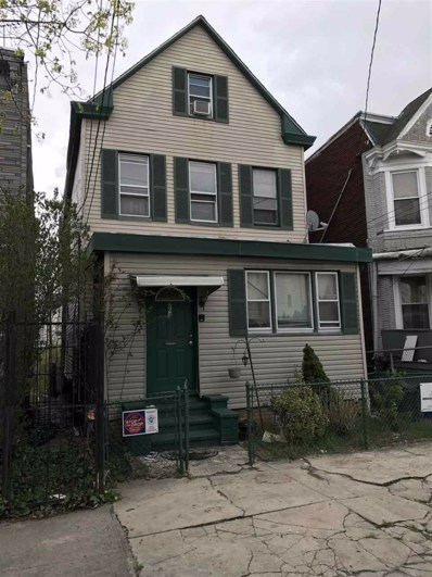 268 Clerk St, JC, West Bergen, NJ 07304 - MLS#: 170006310
