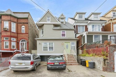 333 Arlington Ave, JC, NJ 07304 - MLS#: 170016732