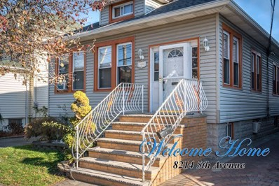 8214 5TH Ave, North Bergen, NJ 07047 - MLS#: 170020396